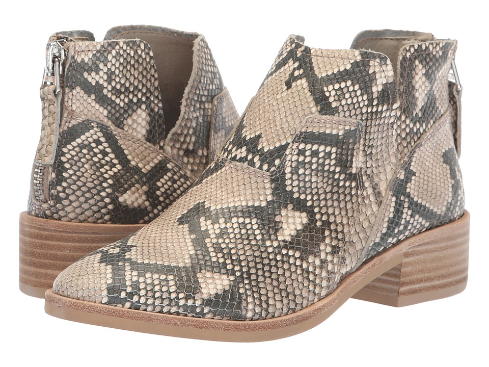 Dolce Vita Titus (Snake Print Embossed Leather)