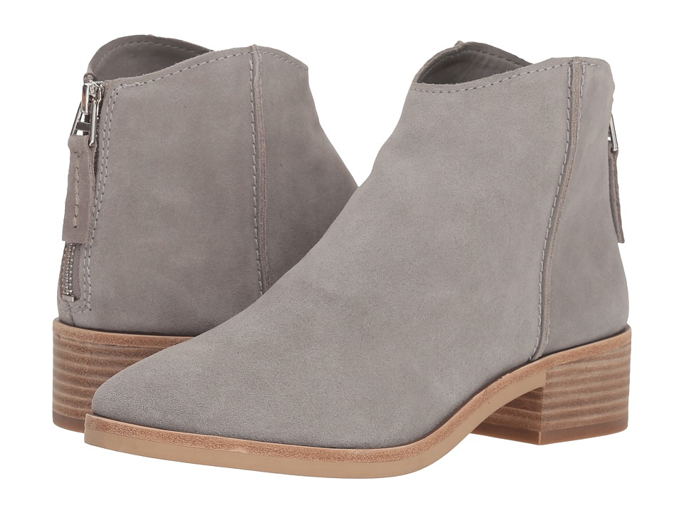 Dolce Vita Tucker (Smoke Suede) Women's Pull-on Boots