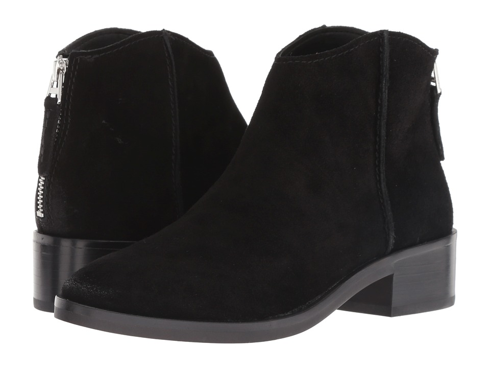 Dolce Vita Tucker (Onyx Suede) Women's Pull-on Boots