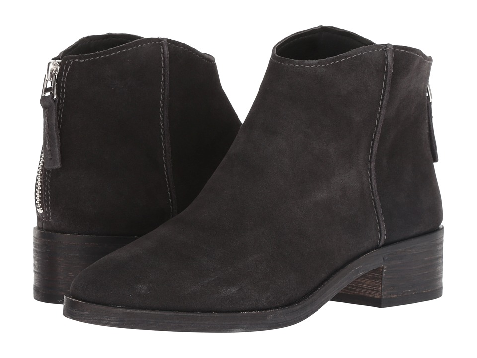 Dolce Vita Tucker (Anthracite Suede) Women's Pull-on Boots