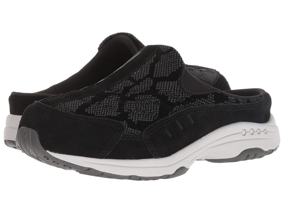 Easy Spirit Traveltime 327 (Black/Negro02) Women's Shoes