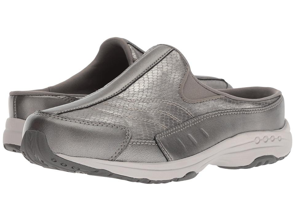 Easy Spirit Traveltime 335 (Gunmetal/Gunmetal) Women's Shoes