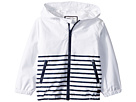 Janie and Jack Stripe Windbreaker (Toddler/Little Kids/Big Kids)