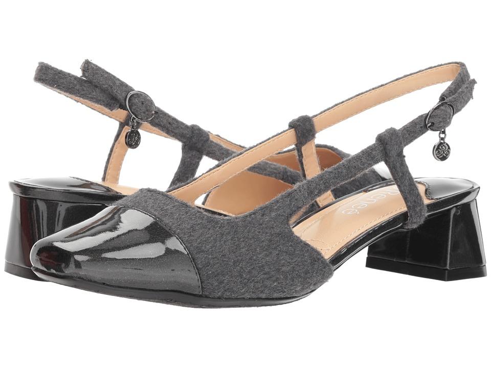 J. Renee Marcela (Gray Flannel) Women's Shoes