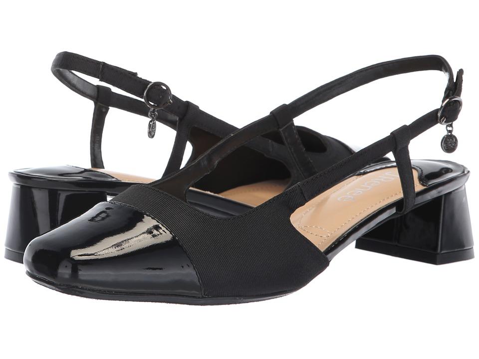 J. Renee Marcela (Black Grosgrain) Women's Shoes