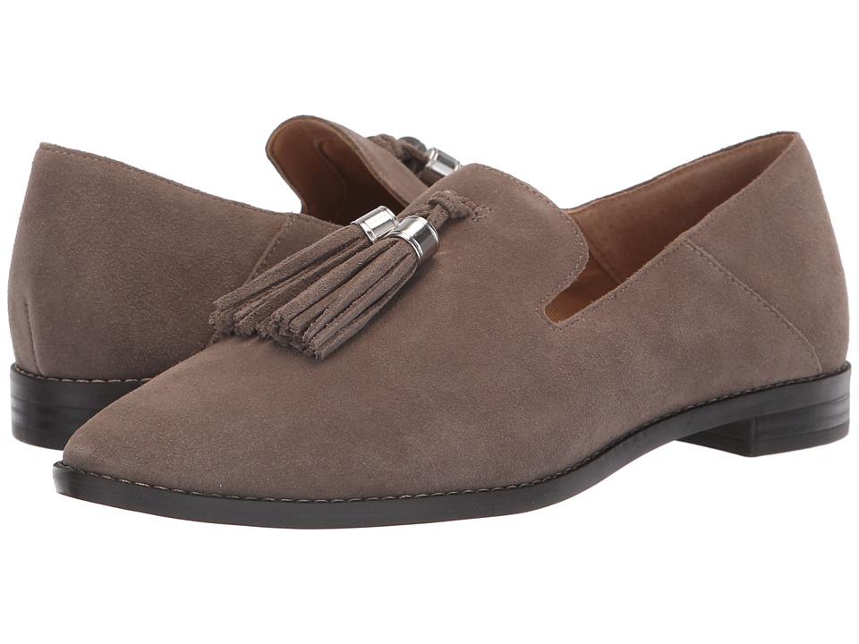 Franco Sarto Hadden (Iron Velour Suede) Women's Shoes