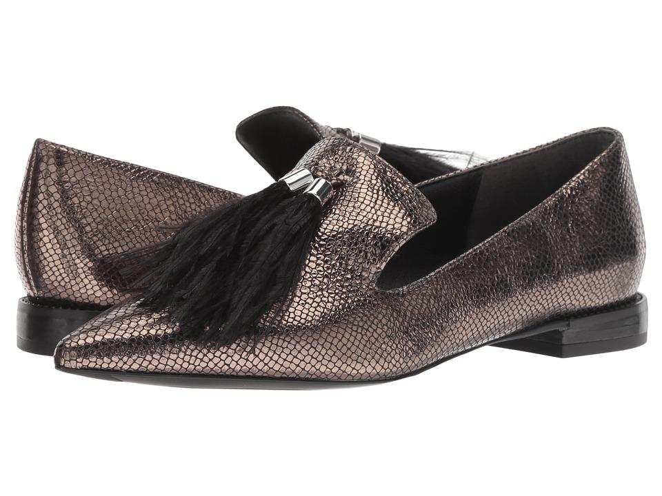 Franco Sarto A-Topaz 5 (Cooper Scorpion Metallic Leather) Women's Shoes