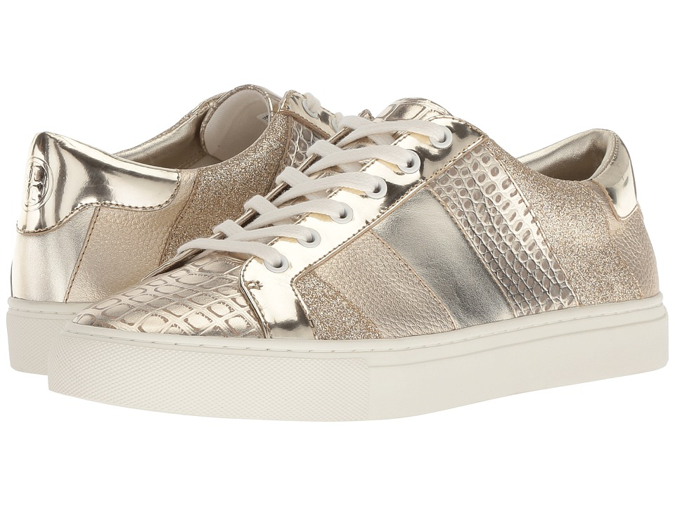 Tory Burch Ames Sneaker (Spark Gold) Women's Shoes