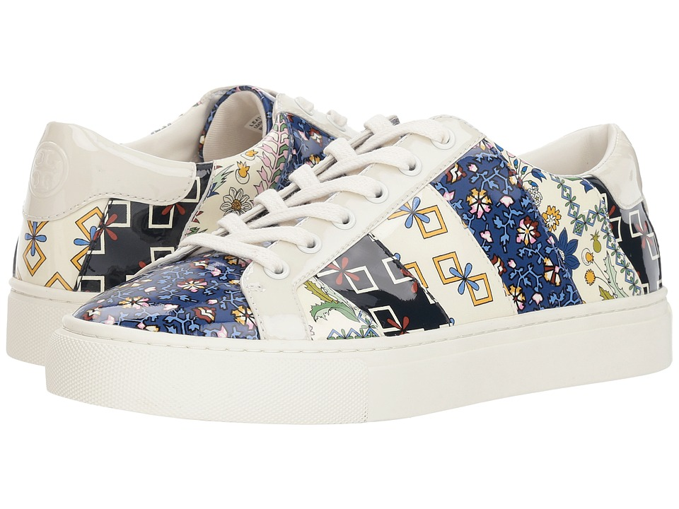 Tory Burch Ames Sneaker (Multi Prints) Women's Shoes
