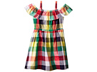 Janie and Jack Sleeveless Plaid Dress (Toddler/Little Kids/Big Kids)