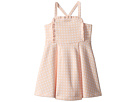 Janie and Jack Sleeveless Apron Dress (Toddler/Little Kids/Big Kids)