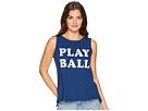 The Original Retro Brand Play Ball Slub Sleeveless Tank Top