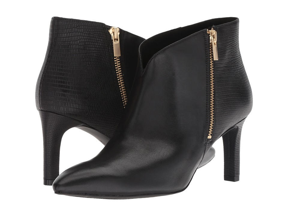 Rockport Total Motion Valerie Luxe Boot (Black)