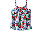 Janie and Jack Sleeveless Floral Top (Toddler/Little Kids/Big Kids)
