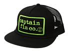 Captain Fin Captain Fin Type Patch 5 Panel Hat