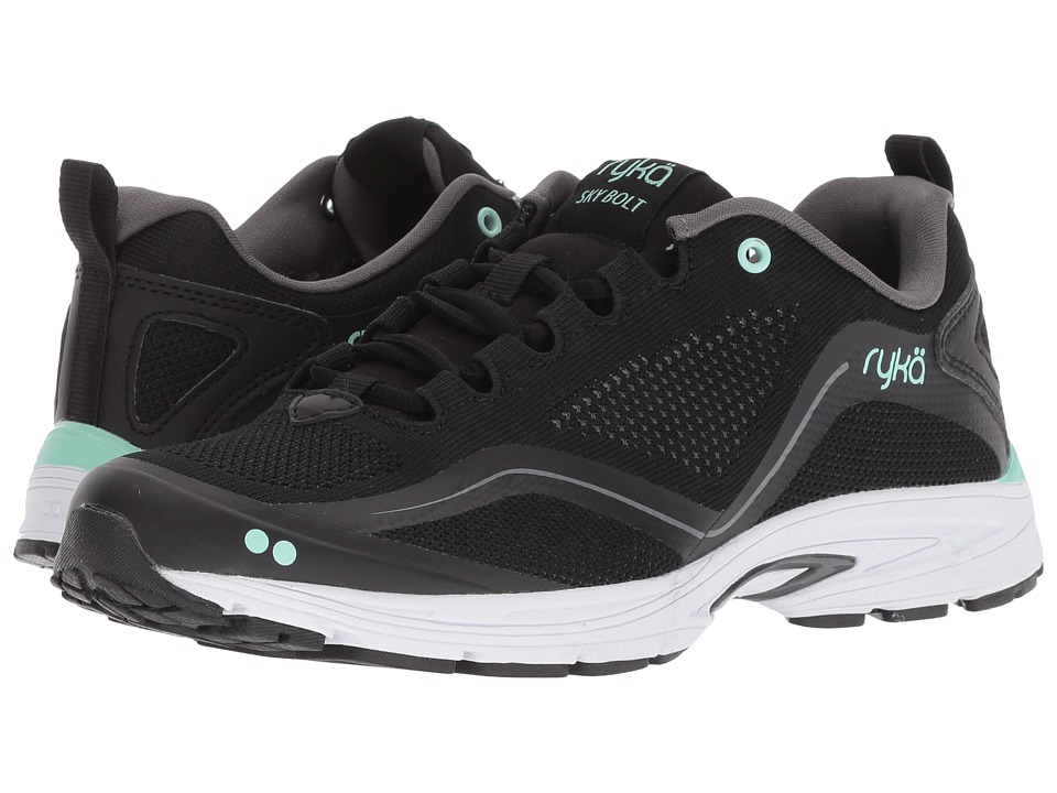 Ryka Sky Bolt (Black/Grey/Mint)