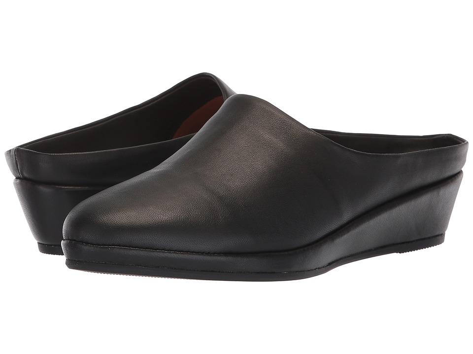 L'Amour Des Pieds Bingwen (Black Leather) Women's Shoes