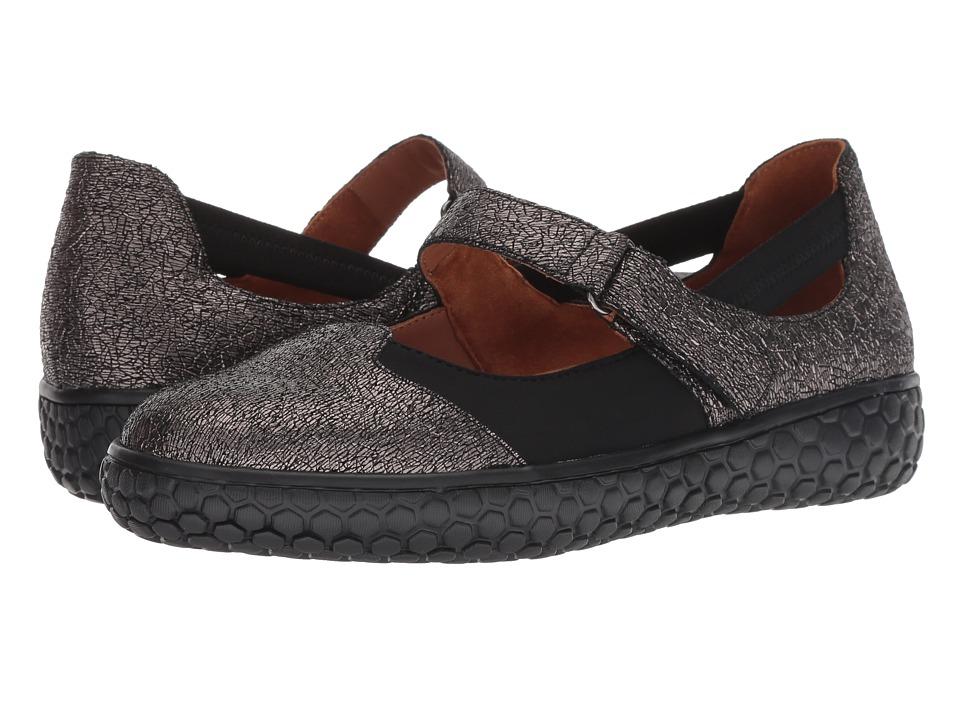 L'Amour Des Pieds Zahavah (Pewter Mosaic) Women's Shoes