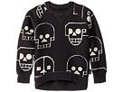 Nununu Skull Robot Sweatshirt (Toddler/Little Kids)