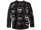 Nununu Skull Robot Sweatshirt (Little Kids/Big Kids)