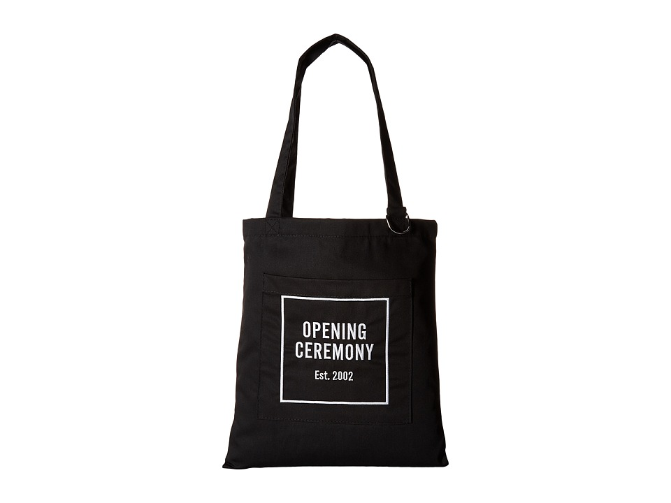 Opening Ceremony - Classic Tote Bag (Black) Tote Handbags