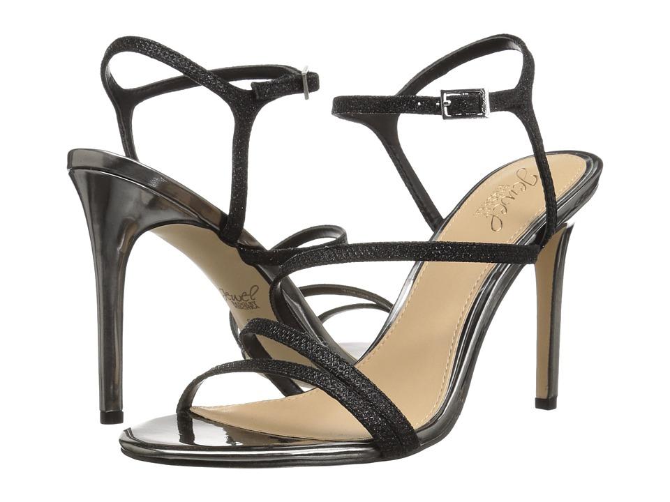 Jewel Badgley Mischka Maddison (Black) Women's Shoes