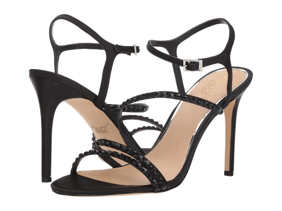 Jewel Badgley Mischka Marimba (Black) Women's Shoes