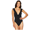 Robin Piccone Robin Piccone Jennie Over the Shoulder One-Piece