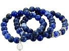 Dee Berkley Sodalite Beaded Bracelet Set