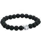 Dee Berkley Lava Stone Buddha Bracelet