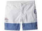 Polo Ralph Lauren Kids Cotton Poplin Prepster Shorts (Toddler)