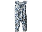 Ralph Lauren Baby Floral Flutter-Sleeve Coverall (Infant)