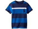 Polo Ralph Lauren Kids Striped Cotton Jersey T-Shirt (Toddler)