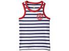 Polo Ralph Lauren Kids Cotton Jersey Graphic Tank Top (Toddler)
