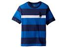 Polo Ralph Lauren Kids Striped Cotton Jersey T-Shirt (Big Kids)