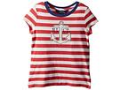 Polo Ralph Lauren Kids Cotton Jersey Graphic T-Shirt (Little Kids)