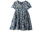Polo Ralph Lauren Kids Floral Button-Front Dress (Toddler)