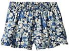 Polo Ralph Lauren Kids Floral Ruffled Challis Shorts (Toddler)