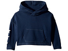 Polo Ralph Lauren Kids Drapey French Terry Hoodie (Toddler)