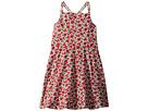 Polo Ralph Lauren Kids Floral Linen-Cotton Dress (Little Kids)