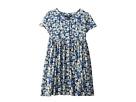Polo Ralph Lauren Kids Floral Button-Front Dress (Little Kids)