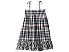 Polo Ralph Lauren Kids Cotton Madras Dress (Little Kids)