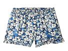 Polo Ralph Lauren Kids Floral Ruffled Challis Shorts (Little Kids)