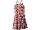 Polo Ralph Lauren Kids Floral Linen-Cotton Dress (Big Kids)