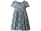 Polo Ralph Lauren Kids Floral Button-Front Dress (Big Kids)