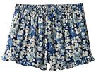 Polo Ralph Lauren Kids Floral Ruffled Challis Shorts (Little Kids/Big Kids)