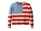 Polo Ralph Lauren Kids Cotton Flag Sweater (Little Kids/Big Kids)