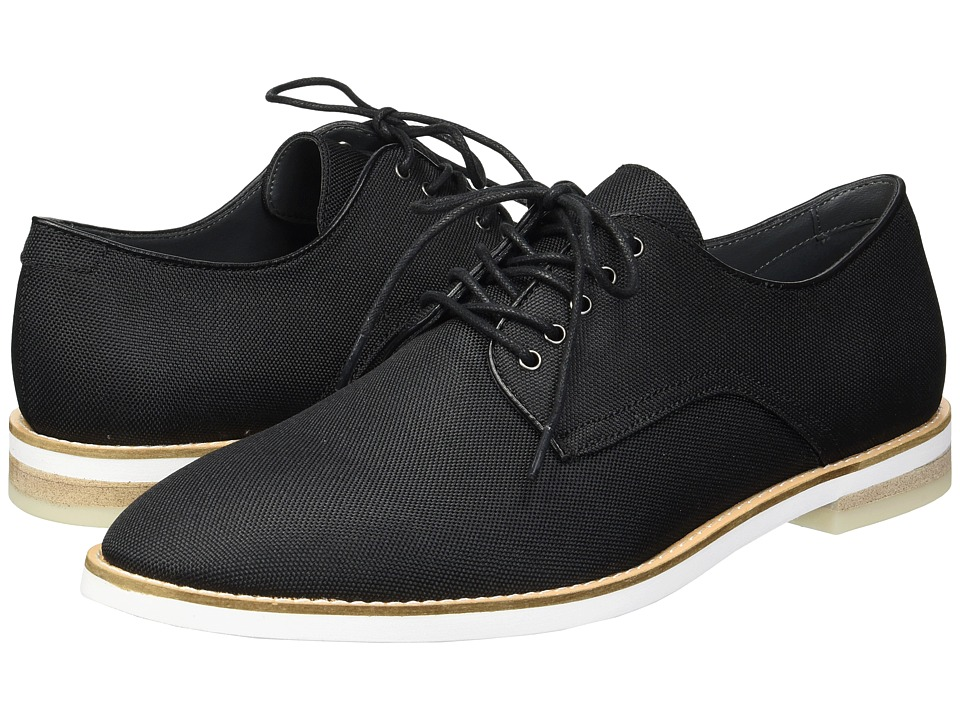 Calvin Klein - Atlee (Black Ballistic Nylon) Mens Shoes
