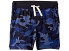 Polo Ralph Lauren Kids Camo Cotton Jersey Shorts (Toddler)