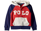 Polo Ralph Lauren Kids Cotton French Terry Hoodie (Toddler)